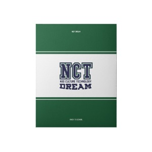 ♥무료배송♥ [예약] NCT DREAM - 2019 NCT DREAM Back to School Kit ♥only WITHDRAMA 예약특전 증정♥