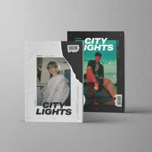 백현 - CITY LIGHTS / 1ST MINI ALBUM ★COVER RANDOM★